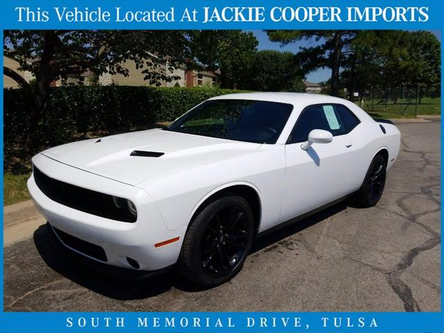 used 2018 Dodge Challenger car, priced at $28,995