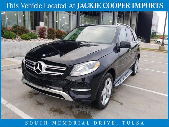 used 2016 Mercedes-Benz GLE-Class car, priced at $29,000