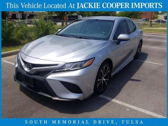 used 2018 Toyota Camry car, priced at $22,595