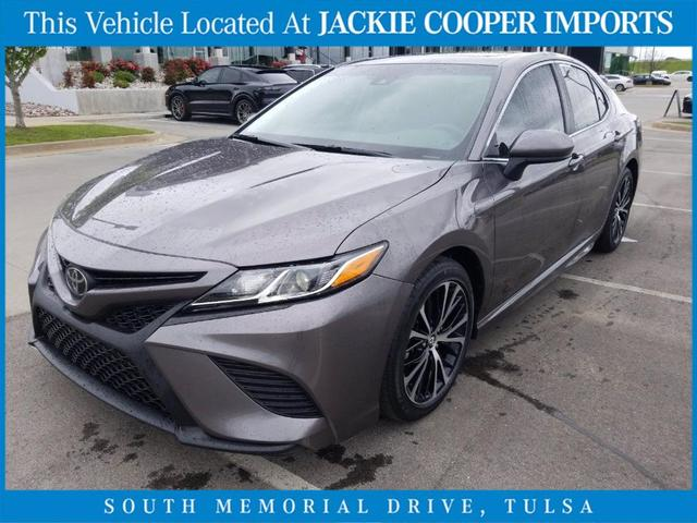 used 2018 Toyota Camry car, priced at $23,995