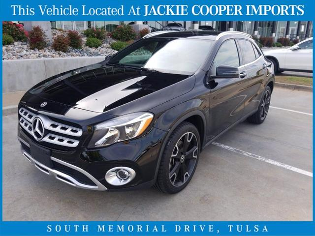 used 2018 Mercedes-Benz GLA 250 car, priced at $32,500