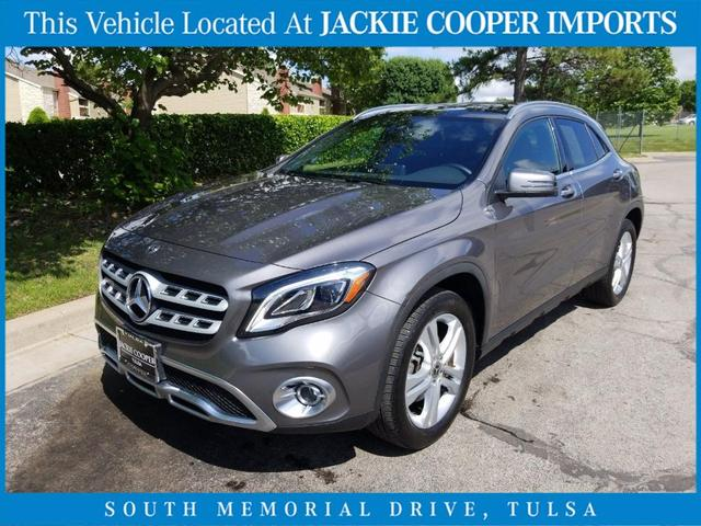 used 2018 Mercedes-Benz GLA 250 car, priced at $32,821