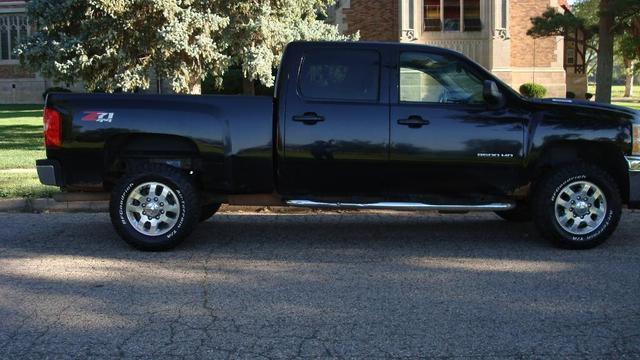 used 2012 Chevrolet Silverado 2500 car, priced at $21,595