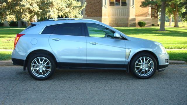 used 2014 Cadillac SRX car, priced at $18,495
