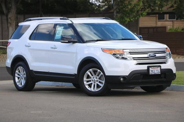 used 2015 Ford Explorer car, priced at $21,950