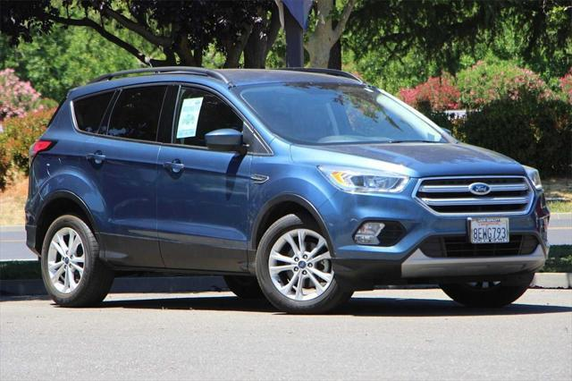 used 2018 Ford Escape car, priced at $15,489