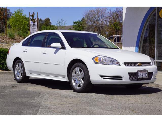 used 2012 Chevrolet Impala car