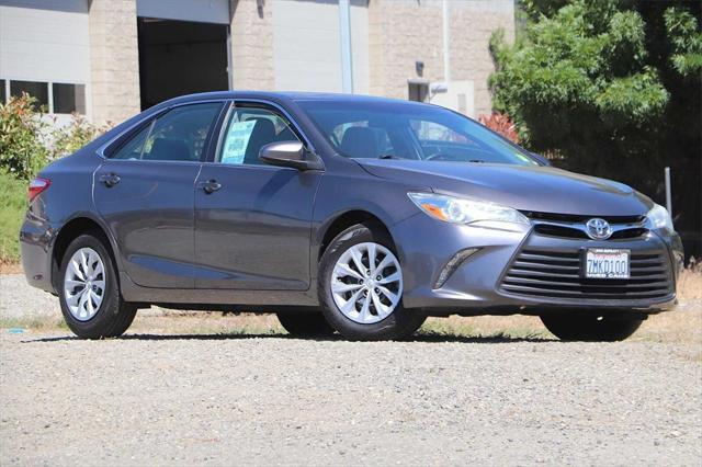 used 2015 Toyota Camry car, priced at $16,449