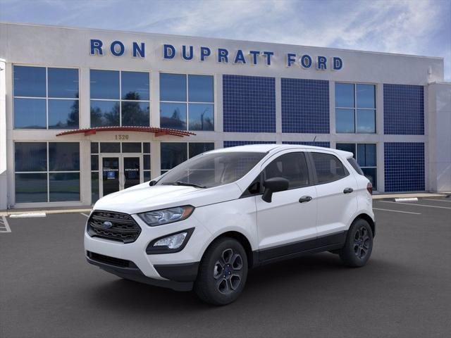 new 2021 Ford EcoSport car, priced at $20,870