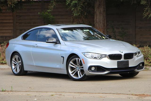 used 2014 BMW 428 car, priced at $21,239