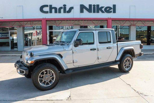 used 2020 Jeep Gladiator car, priced at $49,988