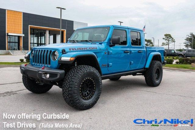 new 2021 Jeep Gladiator car, priced at $68,988