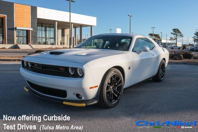 new 2021 Dodge Challenger car, priced at $47,780