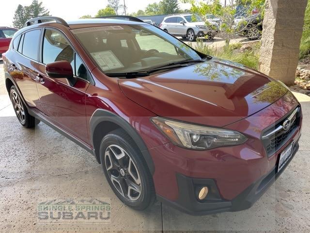 used 2018 Subaru Crosstrek car, priced at $28,390