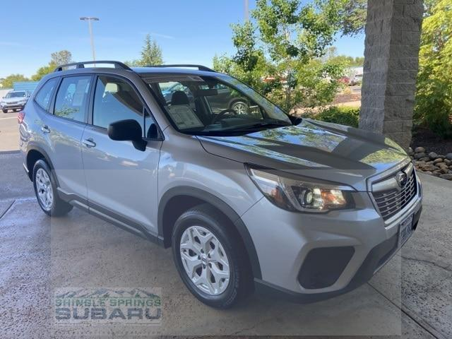 used 2020 Subaru Forester car, priced at $27,313