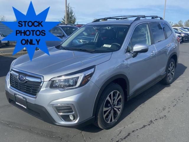 new 2021 Subaru Forester car, priced at $35,528