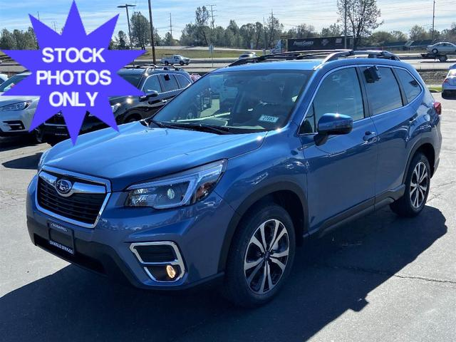 new 2021 Subaru Forester car, priced at $35,502