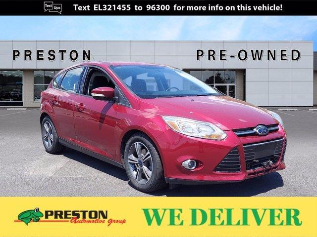 used 2014 Ford Focus car, priced at $9,500