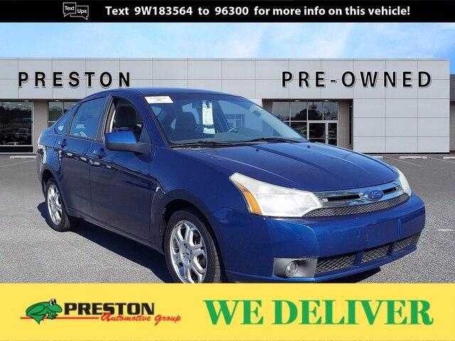 used 2009 Ford Focus car, priced at $5,800