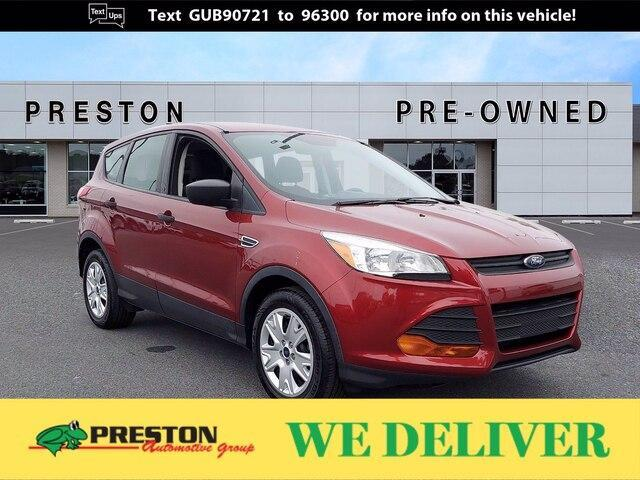 used 2016 Ford Escape car, priced at $11,500