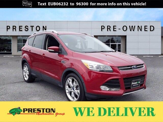 used 2014 Ford Escape car, priced at $15,500