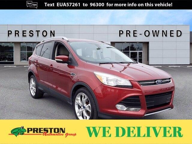 used 2014 Ford Escape car, priced at $13,500