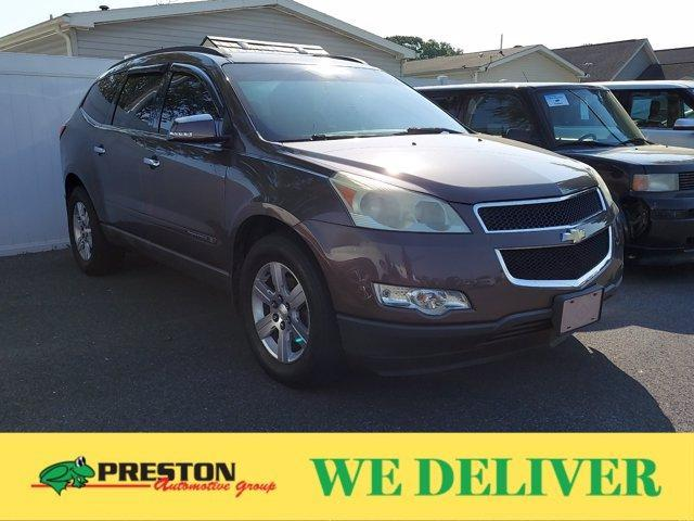 used 2009 Chevrolet Traverse car, priced at $6,500