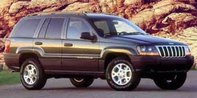 used 2001 Jeep Grand Cherokee car, priced at $4,300