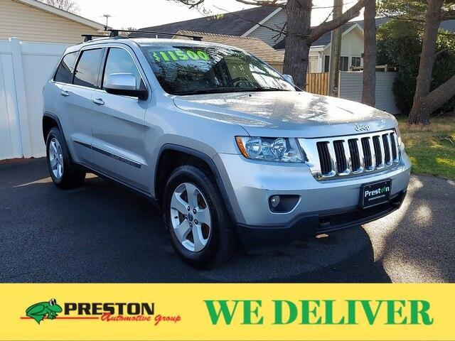used 2011 Jeep Grand Cherokee car, priced at $11,000