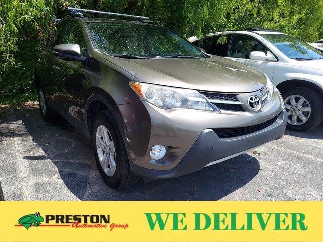 used 2014 Toyota RAV4 car, priced at $15,500