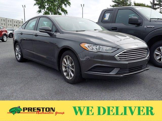used 2017 Ford Fusion car, priced at $18,200