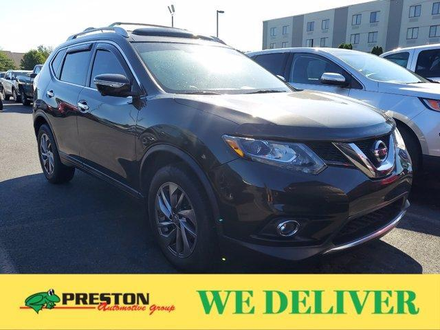 used 2015 Nissan Rogue car, priced at $15,000