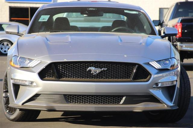 new 2021 Ford Mustang car
