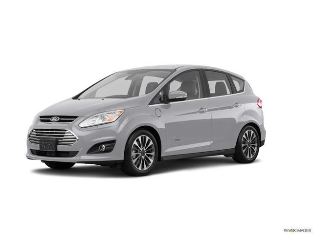 used 2017 Ford C-Max Energi car, priced at $19,966