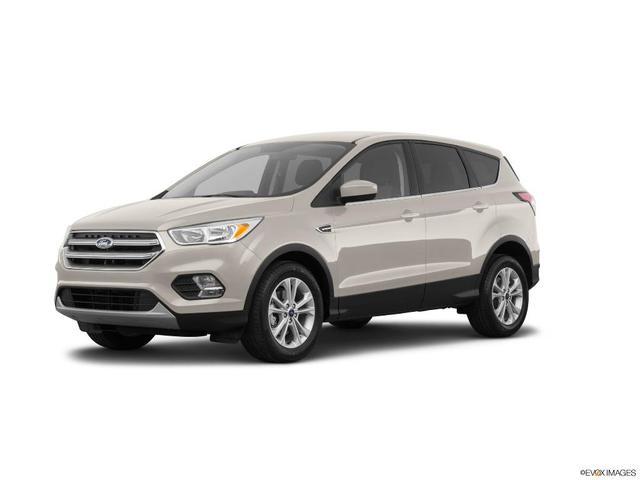 used 2017 Ford Escape car, priced at $17,966