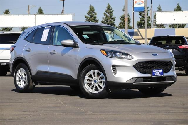 used 2020 Ford Escape car, priced at $25,866