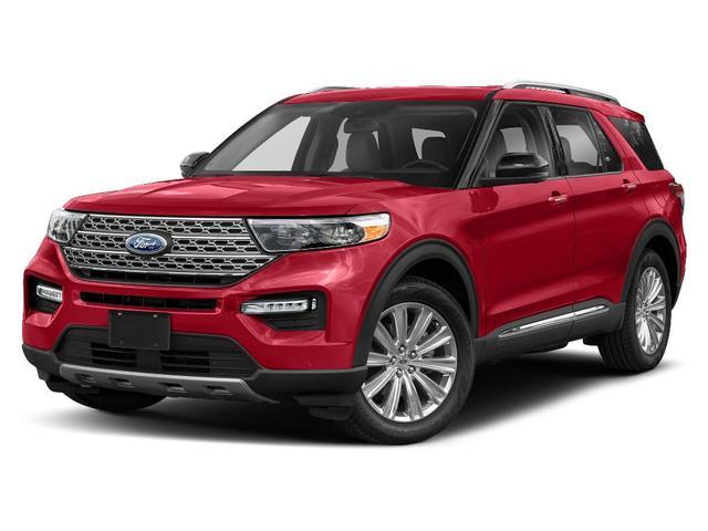 new 2021 Ford Explorer car