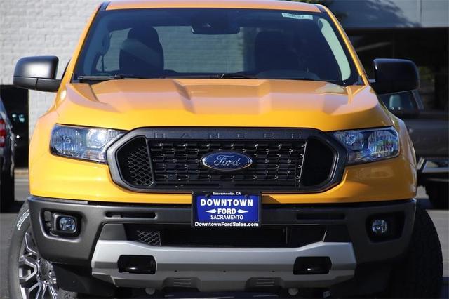 new 2021 Ford Ranger car