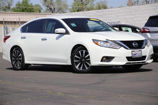 used 2018 Nissan Altima car, priced at $17,966