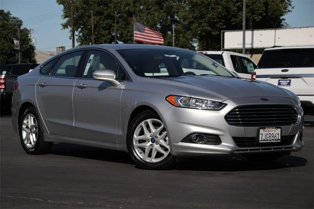 used 2015 Ford Fusion car, priced at $16,466