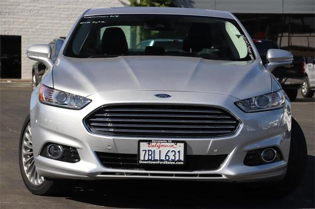 used 2013 Ford Fusion Hybrid car, priced at $15,999