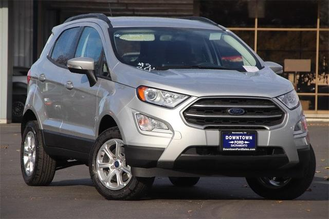 new 2020 Ford EcoSport car, priced at $21,540