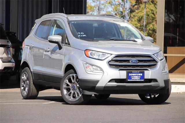 new 2020 Ford EcoSport car, priced at $22,560