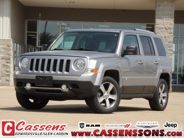 used 2016 Jeep Patriot car, priced at $15,000