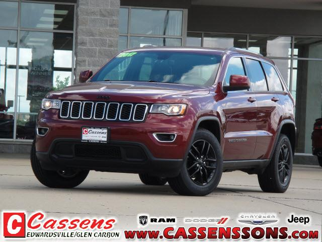used 2017 Jeep Grand Cherokee car, priced at $25,000