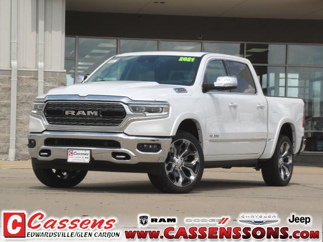 new 2021 Ram 1500 car, priced at $75,310