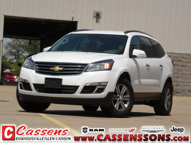 used 2017 Chevrolet Traverse car, priced at $23,443