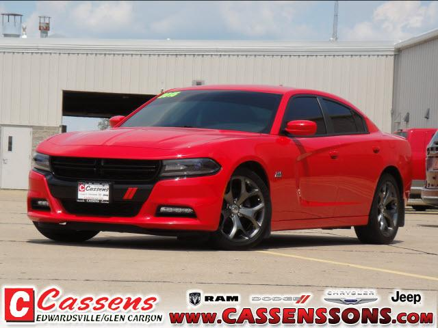 used 2015 Dodge Charger car, priced at $28,000