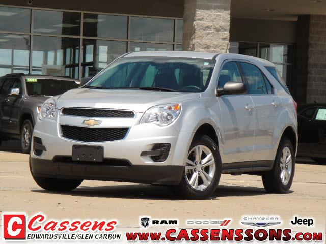 used 2014 Chevrolet Equinox car, priced at $17,500