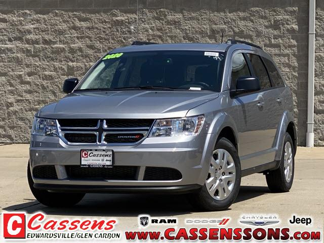 used 2020 Dodge Journey car, priced at $22,750